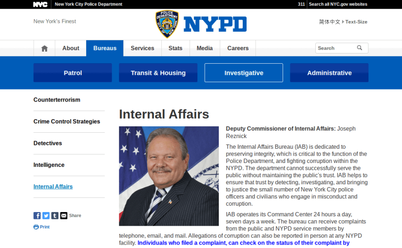 The NYPD has audio of me arguing with them that they want to use out ofcontext.